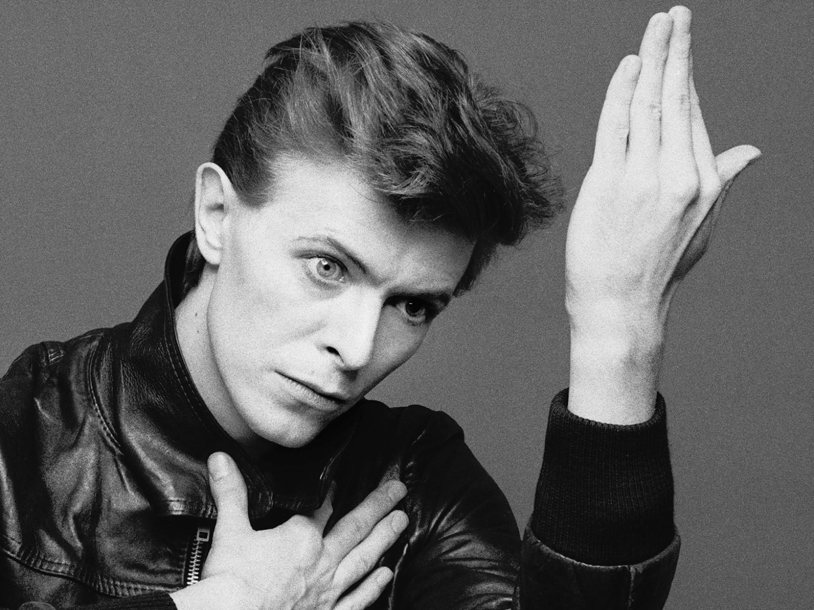 David Bowie Neue Luxury